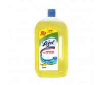 Lizol Disinfectant Floor Cleaner Citrus, 975 ml