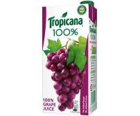 Tropicana Red Grape Juice 100% ,1000ml
